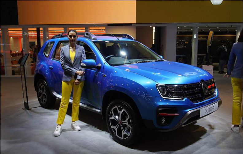 2020 Renault Duster BS-VI Launched in India Priced from INR 8.49 lac 2
