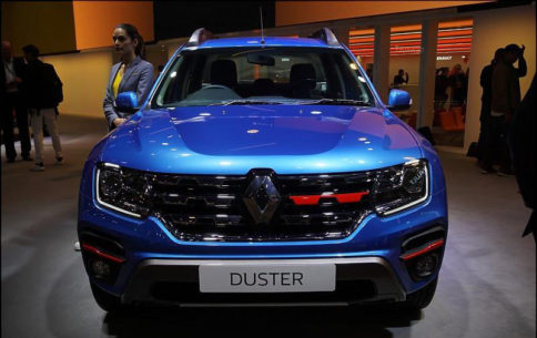 Renault Launches Duster Turbo in India Priced from INR 10.49 lac 2