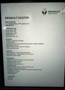 Renault Launches Duster Turbo in India Priced from INR 10.49 lac 13