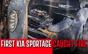 First Kia Sportage Catches Fire in Pakistan 6