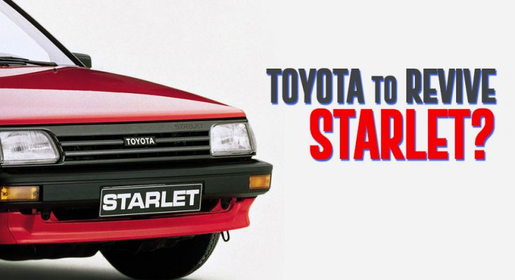 Is Toyota About to Revive Starlet Nameplate? 1