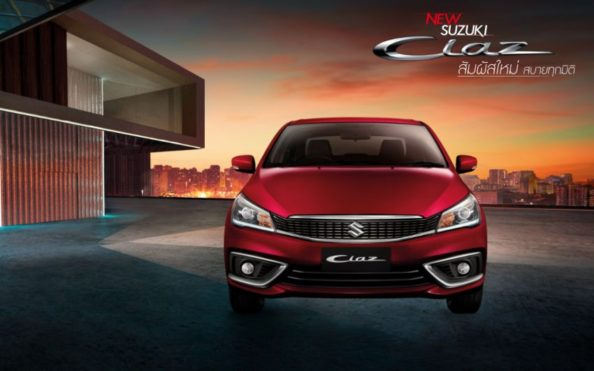 2020 Suzuki Ciaz Facelift Launched in Thailand 3