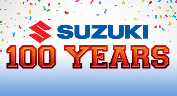 Suzuki Completes 100 Years 1