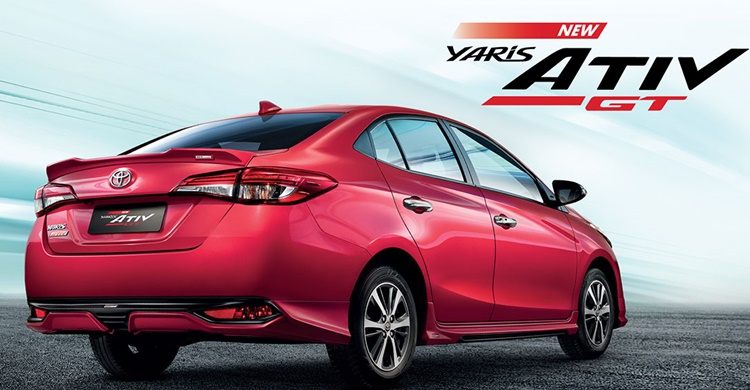 Toyota Yaris- Here vs There 11