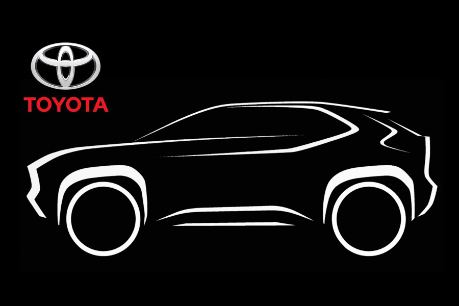 Toyota to Launch New SUV to Battle Sportage and Tucson 4