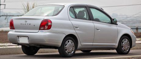 History: Toyota Yaris All Generations 8