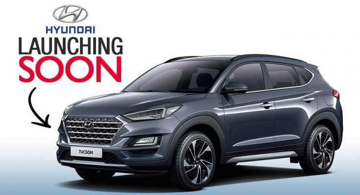 Hyundai Tucson Launching Soon in Pakistan 1