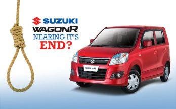 Pak Suzuki WagonR Nearing its End? 12