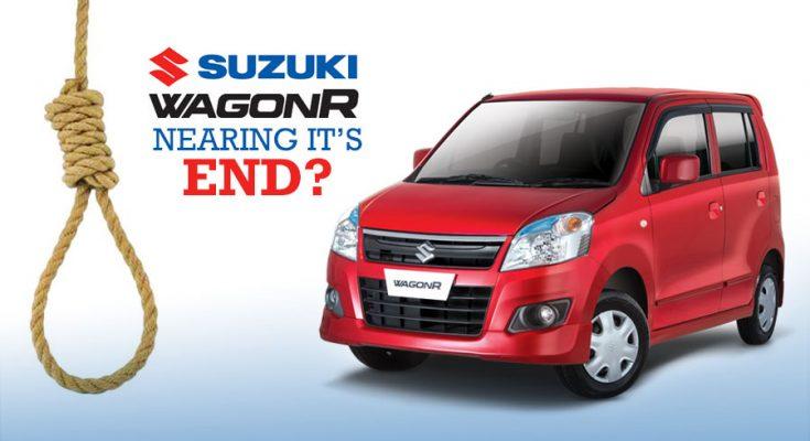 Pak Suzuki WagonR Nearing its End? 1