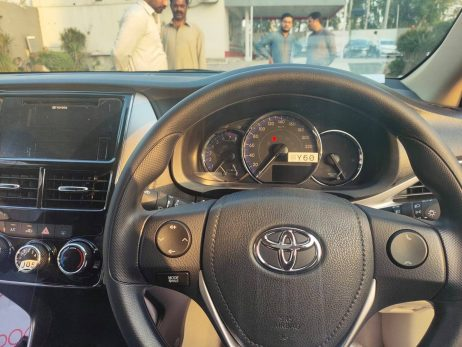 Toyota Yaris Booking Open 8