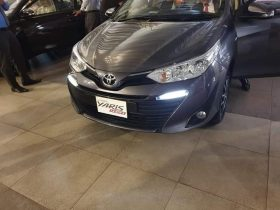 First Exclusive Images: 2020 Toyota Yaris in Pakistan 4