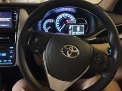 First Exclusive Images: 2020 Toyota Yaris in Pakistan 11