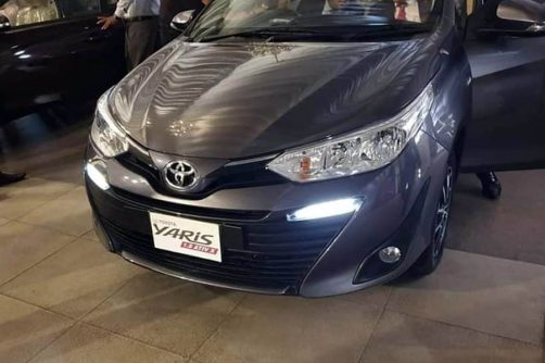 Can Yaris Fit in the Shoes of Toyota Corolla 9