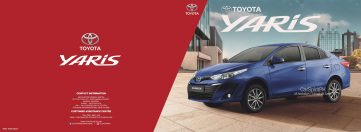 Official 2020 Toyota Yaris Brochure is Out 15