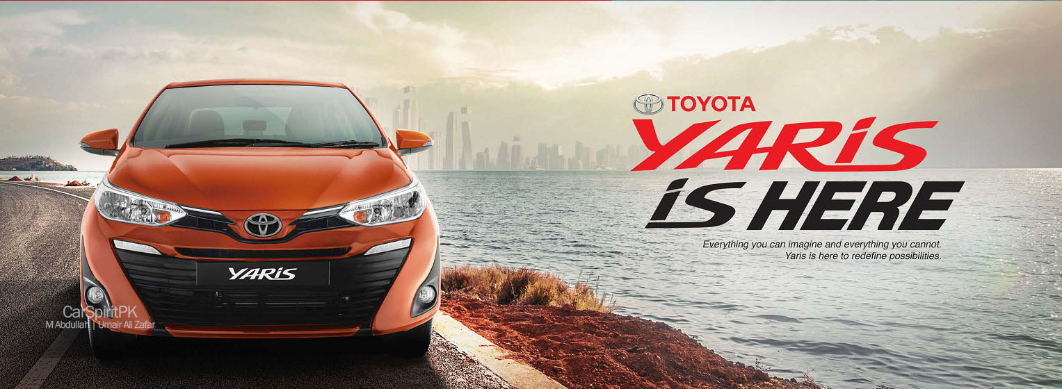 Toyota Yaris- Here vs There 2