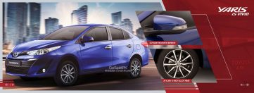Official 2020 Toyota Yaris Brochure is Out 19