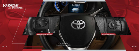 Official 2020 Toyota Yaris Brochure is Out 16