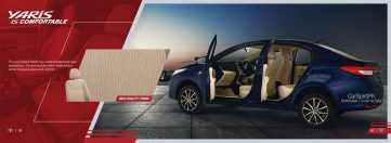 Official 2020 Toyota Yaris Brochure is Out 27