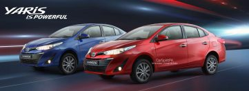 Official 2020 Toyota Yaris Brochure is Out 29