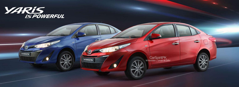 Toyota Yaris Booking Open 3