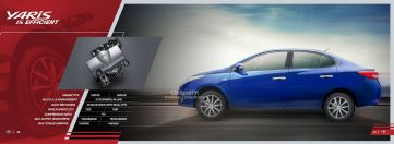 Official 2020 Toyota Yaris Brochure is Out 30