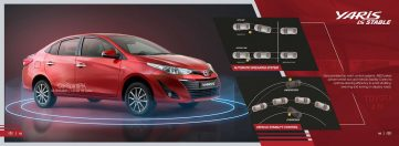 Official 2020 Toyota Yaris Brochure is Out 37