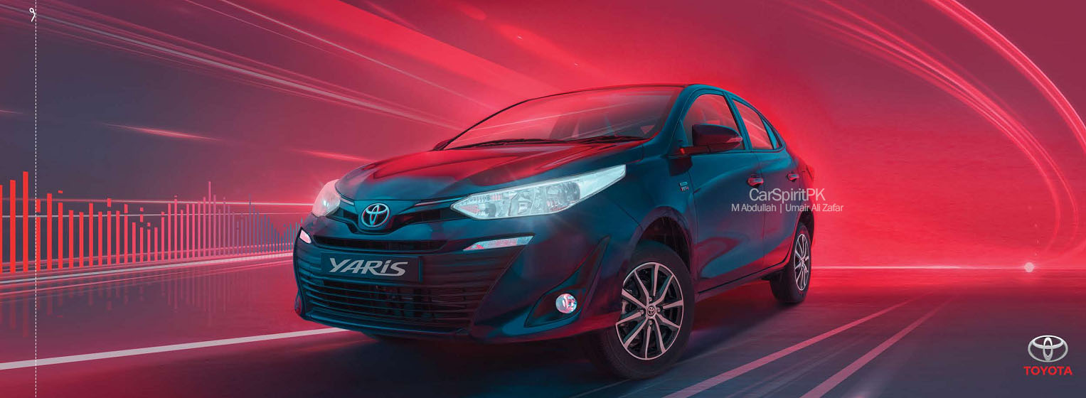 Toyota Yaris Booking Open 1