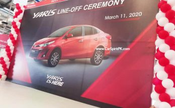 First Local Assembled Toyota Yaris Rolls Off the Assembly Lines 5