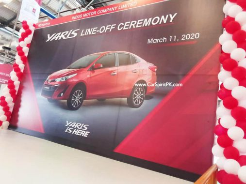First Local Assembled Toyota Yaris Rolls Off the Assembly Lines 3