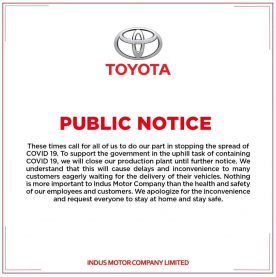 Local Automakers Shutting Down Productions amid Coronavirus Outbreak 4