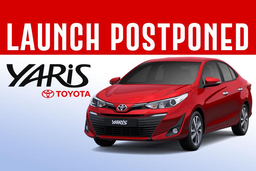 Toyota Yaris Launch Postponed Amid Coronavirus Spread 2