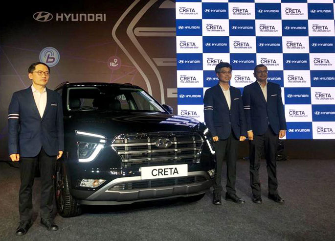 2020 Hyundai Creta Launched in India Priced from INR 9.99 Lac 1