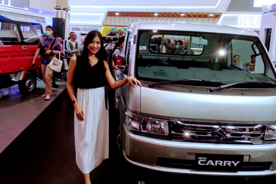 2020 Suzuki Carry Luxury Launched in Indonesia 5