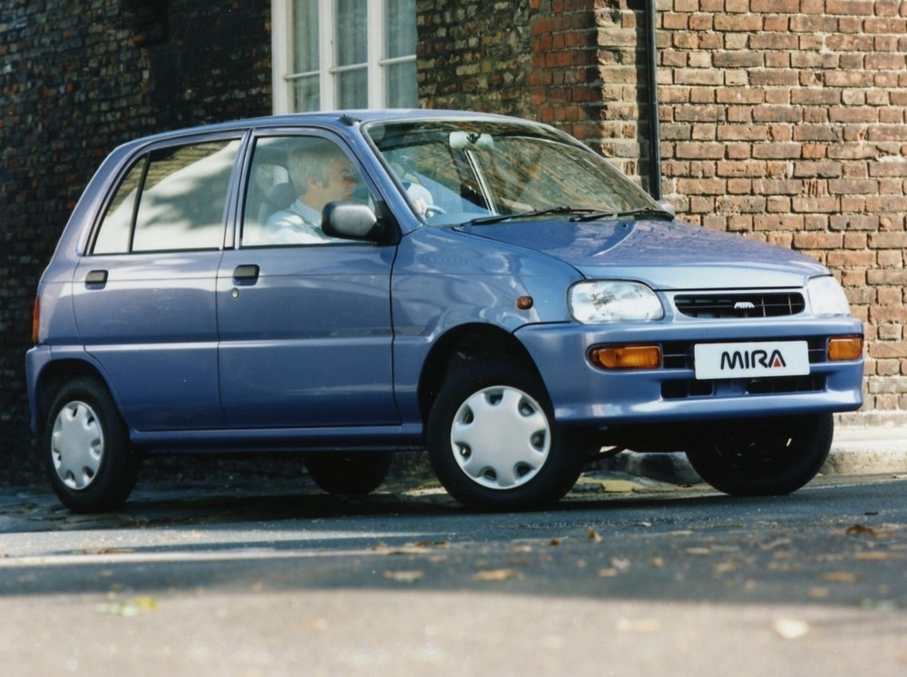 Should IMC Re-Introduce Daihatsu Cuore in Pakistan? 2