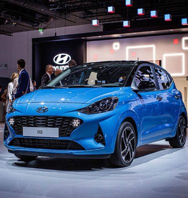 Hyundai i10- Small Wonder That's Yet to Arrive in Pakistan 4