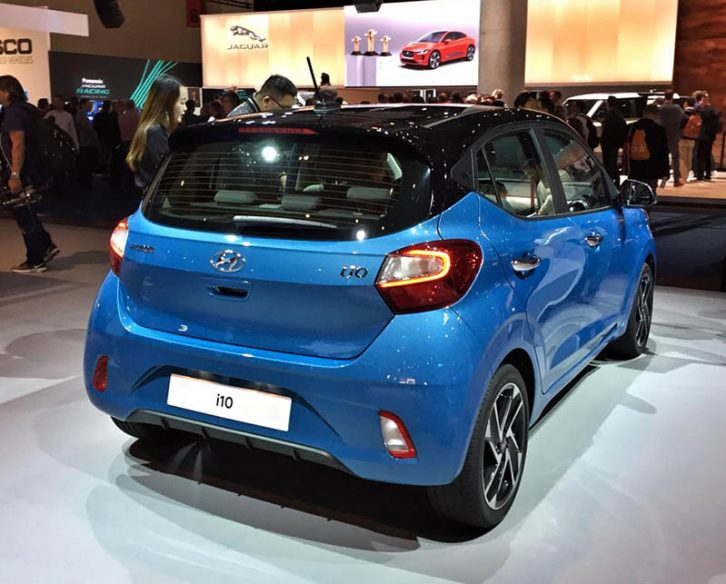 Hyundai i10- Small Wonder That's Yet to Arrive in Pakistan 5