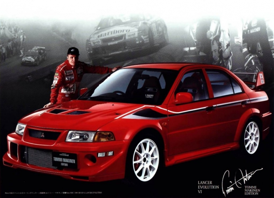 Remembering the Legendary Mitsubishi Lancer Evo 4