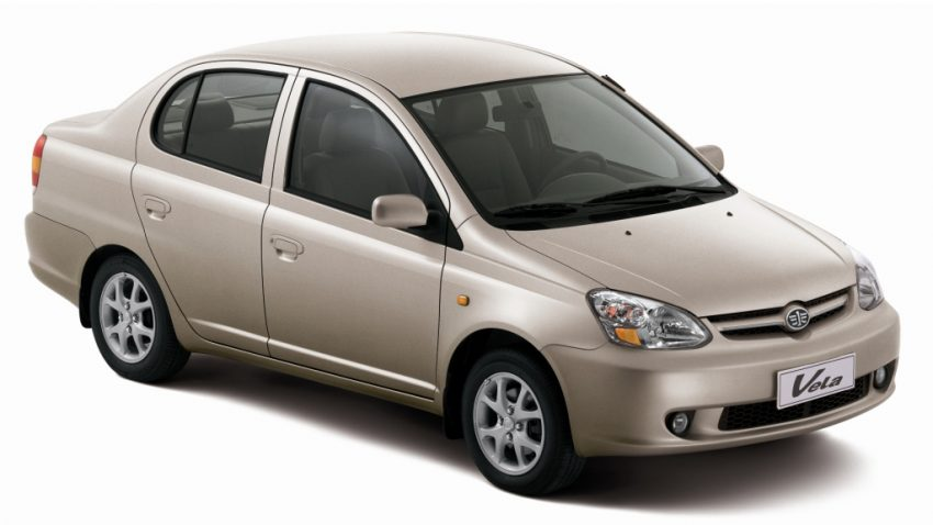 History: Toyota Yaris All Generations 8