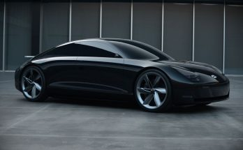 Hyundai Reveals the Stunning Prophecy EV Concept 8
