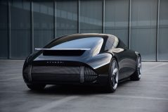 Hyundai Reveals the Stunning Prophecy EV Concept 3