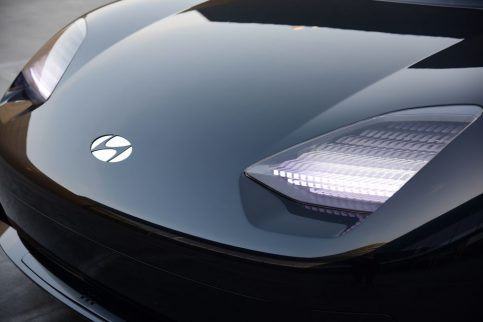 Hyundai Reveals the Stunning Prophecy EV Concept 8