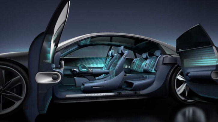 Hyundai Reveals the Stunning Prophecy EV Concept 13