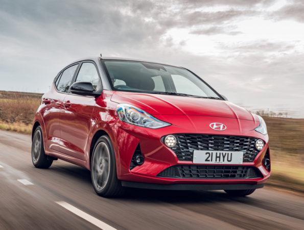 Hyundai i10- Small Wonder That's Yet to Arrive in Pakistan 14