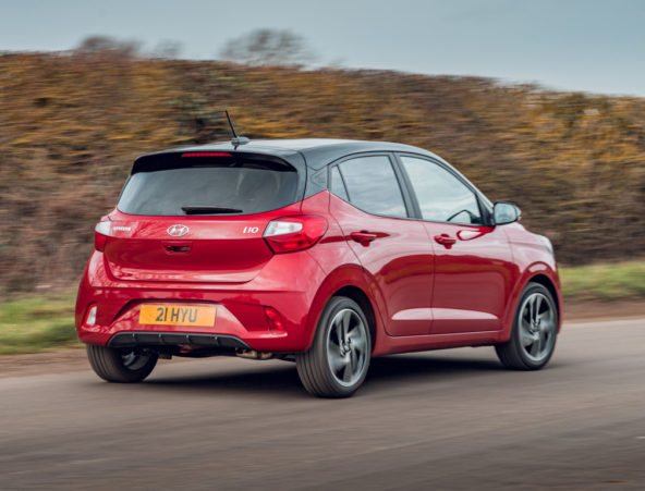 Hyundai i10- Small Wonder That's Yet to Arrive in Pakistan 15