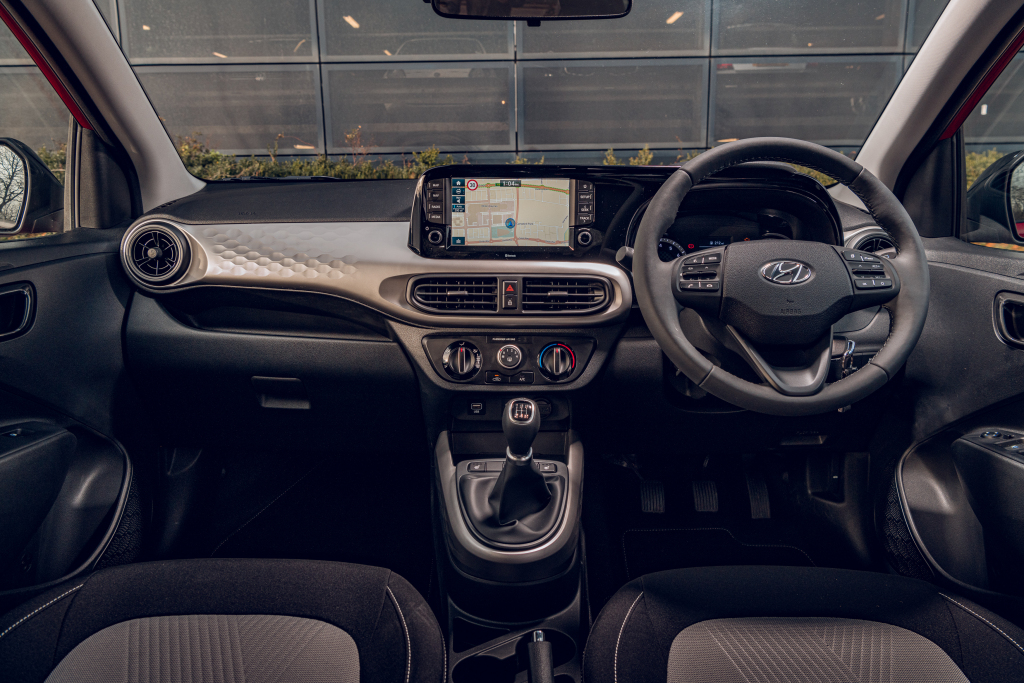 Hyundai i10- Small Wonder That's Yet to Arrive in Pakistan 9
