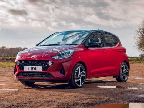 Hyundai i10- Small Wonder That's Yet to Arrive in Pakistan 7