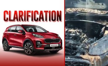Kia Issues Official Statement on the Sportage Fire Incident 4