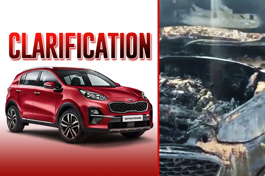 Kia Issues Official Statement on the Sportage Fire Incident 1