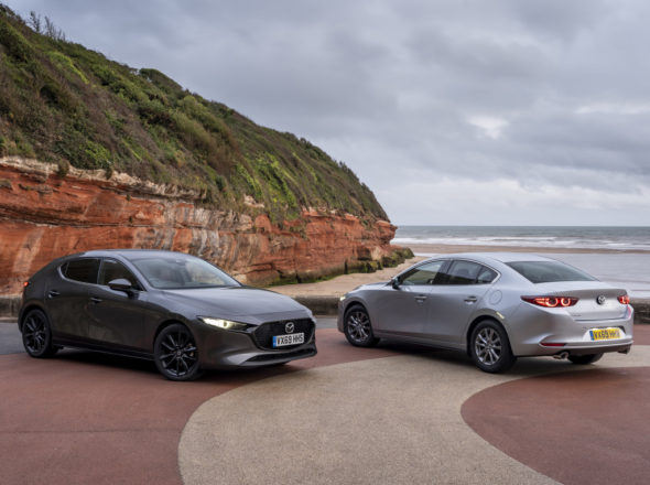 Mazda's Strong Chance to Win 2020 World Car of the Year Award 1