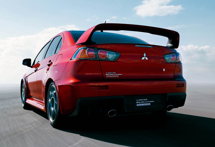 Remembering the Legendary Mitsubishi Lancer Evo 16